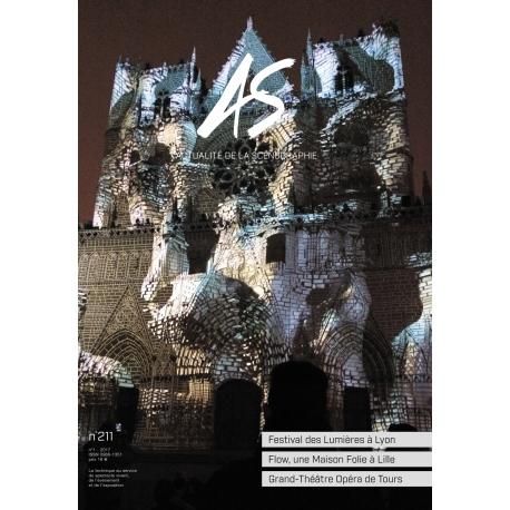 AS n°211 - Actualité de la Scénographie